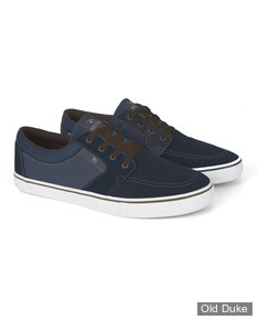 CHAUSSURE - RIP CURL - TRANSIT VULC - NAVY / BROWN - TAILLE : 43 / US : 10