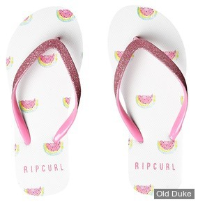 TONG FEMME - RIP CURL - GIPSY MELON - PINK / ROSE - TAILLE : 35