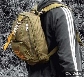 SAC A DOS - FOSTEX - DEPLOYMENT BAG #6 - VERT OLIVE