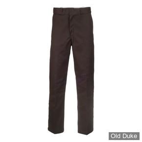 PANTALON - DICKIES - 874 - ORIGINAL WORK PANTS - DARK BROWN / MARRON FONCE - TAILLE : 30 / 32