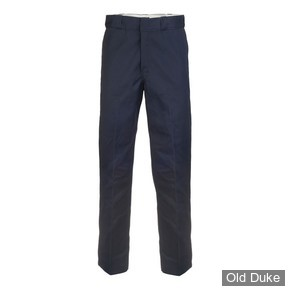 PANTALON - DICKIES - 874 - ORIGINAL WORK PANTS - DARK NAVY / BLEU MARINE - TAILLE : 31 / 32