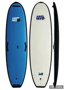 PLANCHE DE STAND UP PADDLE RIGIDE - LONGUEUR : 8'0 - ARR'I NUI / BLUES SOFT TECHNOLOGY - MODELE : JAKE