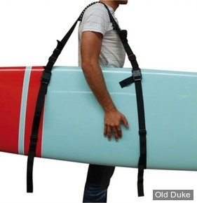 SANGLE DE TRANSPORT DE PLANCHE DE SURF OU SUP / MADNESS - SURFBOARD SLING