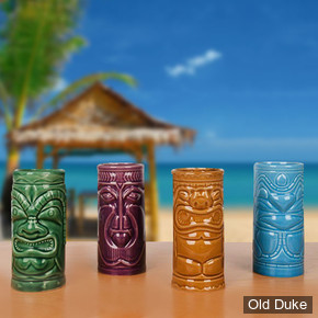MUG - MOONEYES - TIKI MUG - PARTY PACK