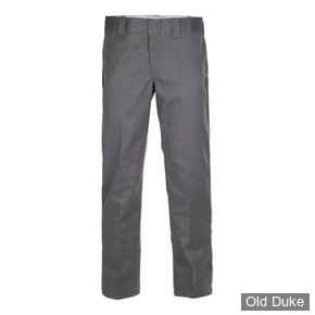 PANTALON - DICKIES - 873 - SLIM STRAIGHT WORK PANTS - CHARCOAL GREY / GRIS - TAILLE : 34 / 34