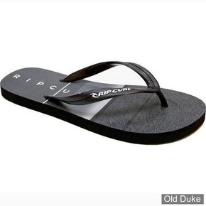 TONG HOMME - RIP CURL - DRIVER - GREY / GRIS - TAILLE : 44