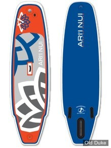PLANCHE DE STAND UP PADDLE GONFLABLE - LONGUEUR : 9'0 - ARR'I NUI - MODELE : HAMMER