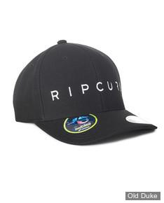 CASQUETTE - RIP CURL - RC HYBRID CAP - BLACK / NOIR
