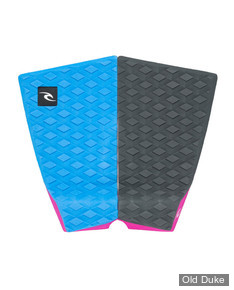 PAD / GRIP SURF - 2 PIECES - ARCHE CENTRALE - RIP CURL - ALPHA DECK - HOT PINK & ROSE