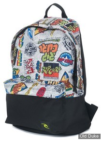 SAC A DOS - RIP CURL - HERITAGE LOGO DOME - MULTICO