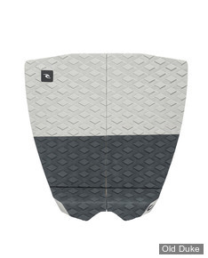 PAD / GRIP SURF - 2 PIECES - DECKGRIP - RIP CURL - GREY / GRIS