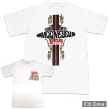 TEE-SHIRT - MOONEYES - ROD & SURF