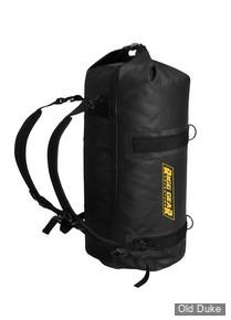 SAC ETANCHE - NELSON RIGGS - Adventure Dry Roll - CAPACITE : 30 litres - COULEUR : NOIR