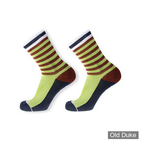 CHAUSSETTES - HOLYFREEDOM - STRIPES - MULICOLOR - TAILLE : L