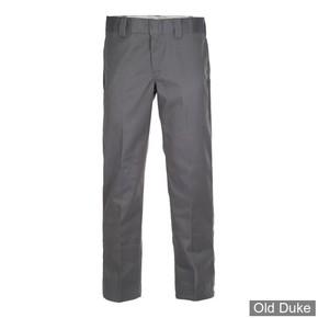 PANTALON - DICKIES - 873 - SLIM STRAIGHT WORK PANTS - CHARCOAL GREY / GRIS - TAILLE : 38 / 34