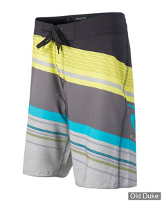 "BOARDSHORT - RIP CURL - MIRAGE SLANTED 21"" - BLACK / NOIR"