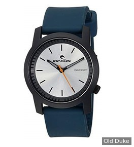 MONTRE - RIP CURL - CAMBRIDGE SILICONE - BLUE ICE
