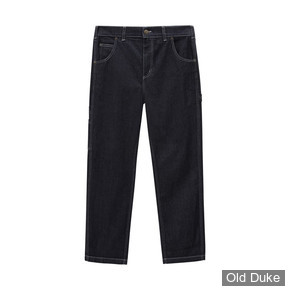 JEAN - DICKIES - GARYVILLE CARPENTER JEANS RINSED - TAILLE : 32 / LONGUEUR : 32