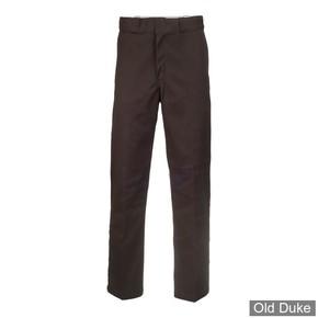 PANTALON - DICKIES - 874 - ORIGINAL WORK PANTS - DARK BROWN / MARRON FONCE - TAILLE : 36 / 32