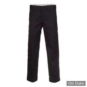 PANTALON - DICKIES - 873 - SLIM STRAIGHT WORK PANTS - BLACK / NOIR - TAILLE : 33 / 32