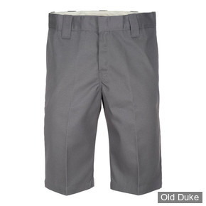 "SHORT - DICKIES - 13"" SLIM FIT WORK SHORTS - CHARCOAL GREY / GRIS -  TAILLE US : 40"