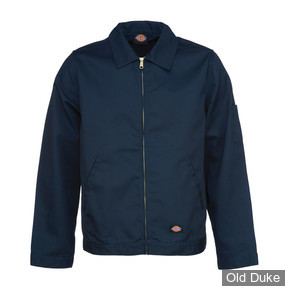 VESTE - DICKIES - EISENHOWER- UNLIDED -  MARINE - TAILLE : M