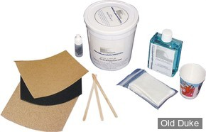KIT DE REPARATION - POLYESTER - BIG SWELL - SICK LITTLE POLYESTER