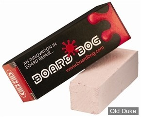 PATTE DE REPARATION - BOARD BOG - WARM