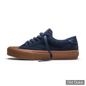 SKATE SHOES - STRAYE - STANLEY - NAVY GUN SUEDE - TAILLE : 44