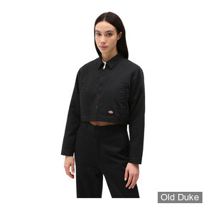 VESTE FEMME - DICKIES - KIESTER LADIES JACKET - BLACK