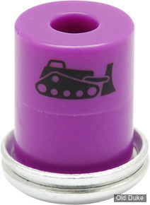 BUSHINGS - BARREL - DOZER - 95 A - PURPLE
