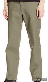 PANTALON - DICKIES - 874 - ORIGINAL WORK PANTS -  KAKI - TAILLE : 32 / 34