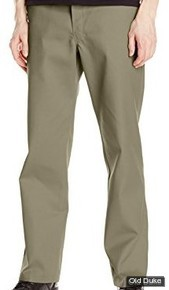 PANTALON - DICKIES - 874 - ORIGINAL WORK PANTS -  KAKI - TAILLE : 34 / 32