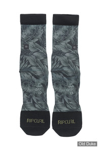 CHAUSSETTES - RIP CURL - YARDAGE SOCKS - DUSTY OLIVE - TAILLE : 43 / 45