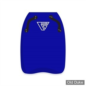 "BODYBOARD - HAUTEUR : 28"" - CORE : EPS - FLOOD BODYBOARD - MINI - BLEU"