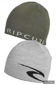 BONNET - RIP CURL - RIPPA REVO BEANIE - DUSTY OLIVE - COULEUR : VERT OLIVE