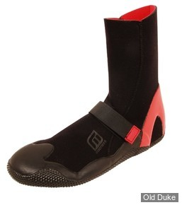 CHAUSSONS NEOPRENE - 3MM - MADNESS - DAY BOOTIES MEN / ROUND TOE