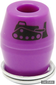 BUSHINGS - CONIC - DOZER - 90 A - PURPLE