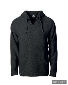SWEAT / PULL A CAPUCHE - RIP CURL - RIDER'S POP UP SWEATER - BLACK / NOIR - TAILLE : L