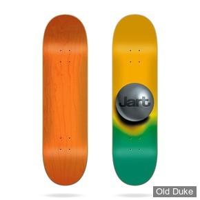 """DECK - 8.125"""" / 31.6"""" - Extraball 8.125""""x31.6"""" HC Jart Deck - JART SKATEBOARD"""