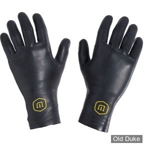 GANTS DE SURF - MADNESS - 2MM DRY SKIN GLOVES COUTURE EDITION - BLACK