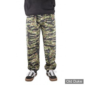 BAS DE SURVETEMENT - INDEPENDENT - SWEATPANT INDEPENDENT BAR CROSS - TIGER CAMO