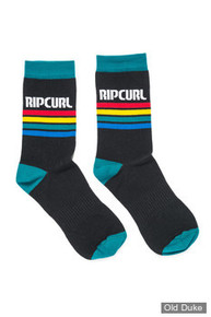 CHAUSSETTES - RIP CURL - BIG MAMA SOCKS - BLACK - TAILLE : 40/42