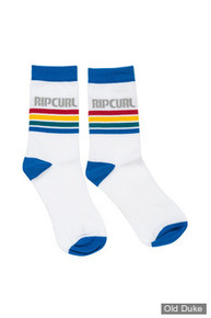 CHAUSSETTES - RIP CURL - BIG MAMA SOCKS - BLANC - TAILLE : 40/42