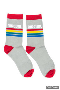CHAUSSETTES - RIP CURL - BIG MAMA SOCKS - GRIS - TAILLE : 40/42