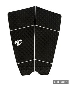 PAD / GRIP DE LONGBOARD - 500 X 405 - 6 PIECES - PLAT - CREATURES OF LEASURE - NOIR