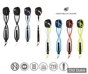 LEASH - LONGUEUR : 6' / DIAMETRE : 7mm - CREATURES OF LEASURE - High performance / versatile strong - PRO 6