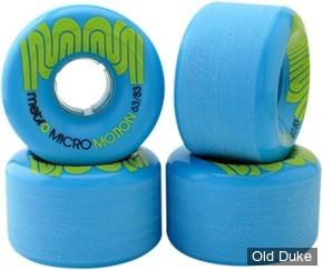 ROUE DE SKATE - D / 63MM - METRO WHEEL - MOTION 63MM - 83A - BLUE