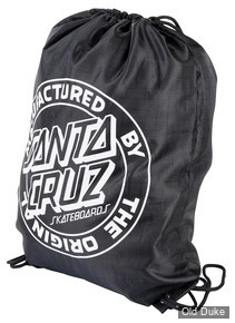 SAC -  SANTA CRUZ - KITMAN BAG - COULEUR : NOIR