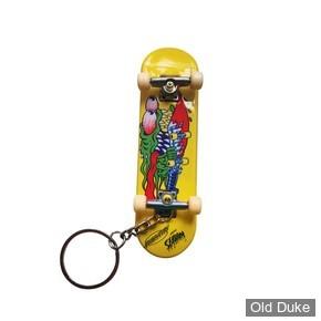 PORTE CLEFS - SANTA CRUZ - Slasher Fingerboard Keychain